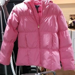Polo Ralph Lauren girls Down Puffer Coat 14-16 ki